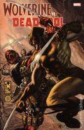 Wolverine vs. Deadpool TPB (2017 Marvel) 1-1ST