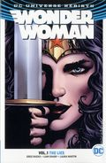 Wonder Woman TPB (2017 DC Universe Rebirth) 1-1ST