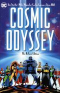 Cosmic Odyssey HC (2017 DC) The Deluxe Edition 1-1ST