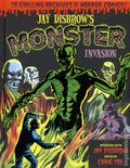 Jay Disbrow's Monster Invasion: The Chilling Archives of Horror Comics HC (2017 IDW) 1-1ST