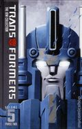 Transformers The IDW Collection HC (2014) Phase 2 5-1ST