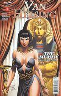 Van Helsing vs The Mummy of Amun Ra (2017) 2C