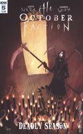 October Faction Deadly Season (2016) 5