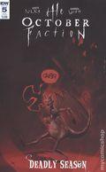 October Faction Deadly Season (2016) 5SUB