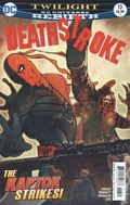 Deathstroke (2016 3rd Series) 13A