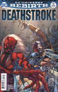 Deathstroke (2016 3rd Series) 13B