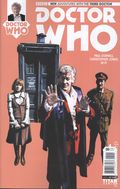 Doctor Who The Third Doctor (2016 Titan) 5A