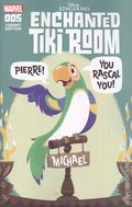 Enchanted Tiki Room (2016 Marvel) 5B