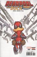 Deadpool the Duck (2016 Marvel) 4A