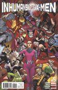IvX (2016 Marvel) Inhumans vs. X-Men 5A