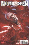 IvX (2016 Marvel) Inhumans vs. X-Men 5C