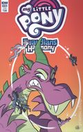 My Little Pony (2017 IDW) Annual 1SUB
