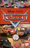Cars Comics Treasury TPB (2017 Joe Books) Disney/Pixar 1-1ST