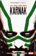 Karnak The Flaw in All Things TPB (2017 Marvel) 1-1ST