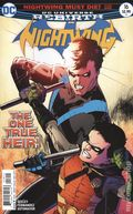 Nightwing (2016) 16A