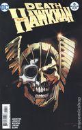 Death of Hawkman (2016 DC) 6A