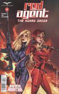 Red Agent Human Order (2016 Zenescope) 4C