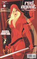 Red Agent Human Order (2016 Zenescope) 4D