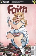 Faith (2016 Valiant 2nd Series) 9D