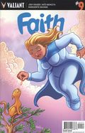 Faith (2016 Valiant 2nd Series) 9E