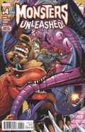 Monsters Unleashed (2016 Marvel) 4A