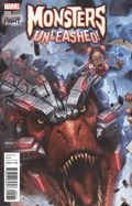 Monsters Unleashed (2016 Marvel) 4F