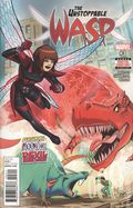 Unstoppable Wasp (2016 Marvel) 3A