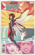 Unstoppable Wasp (2016 Marvel) 3B