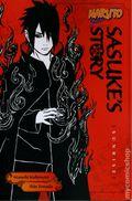 Naruto Sasuke's Story Sunrise SC (2017 A Viz Novel) 1-1ST