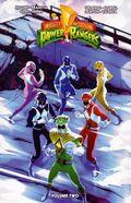 Mighty Morphin Power Rangers TPB (2016 Boom Studios) 2-1ST