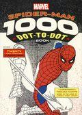 Marvel Spider-Man 1000 Dot-to-Dot Book SC (2017 Thunder Bay Press) 1-1ST
