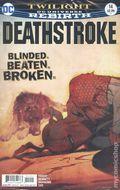 Deathstroke (2016 3rd Series) 14A