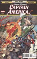 Captain America Steve Rogers (2016) 13A