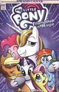 My Little Pony Deviations (2017 IDW) 1A