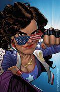 America poster by Joe Quinones (2017 Marvel) ITEM#1