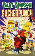 Bart Simpson Suckerpunch TPB (2017 Bongo) 1-1ST