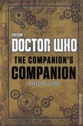 Doctor Who The Companion's Companion HC (2017 Penguin) Official Guide 1-1ST