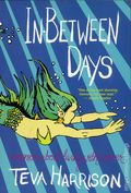 In-Between Days GN (2017 House of Anansi Press) A Memoir About Living with Cancer 1-1ST
