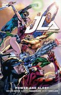 Justice League of America Power and Glory HC (2017 DC) 1-1ST
