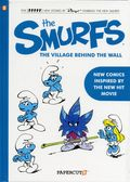 Smurfs The Village Behind the Wall HC (2017 Papercutz) 1-1ST