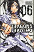 Dragons Rioting GN (2015 Yen Press Digest) 6-1ST