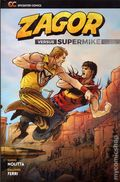 Zagor vs. SuperMike GN (2017 Epicenter Comics) 1-1ST