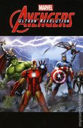Marvel Universe Avengers Ultron Revolution TPB (2016 Marvel Digest) 2-1ST
