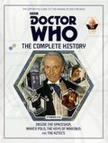 Doctor Who The Complete History HC (2015- Hachette) 2-1ST