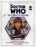 Doctor Who The Complete History HC (2015- Hachette) 9-1ST