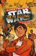 Star Wars Join the Resistance HC (2017 A Disney/Lucasfilm Novel) 1-1ST