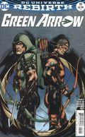 Green Arrow (2016 5th Series) 19B
