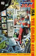 JSA The Golden Age HC (2017 DC) Deluxe Edition 1-1ST