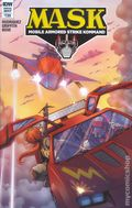 M.A.S.K. Mobile Armored Strike Kommand (2016) Annual 1