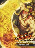 Street Fighter Unlimited HC (2016 Udon) 2-1ST